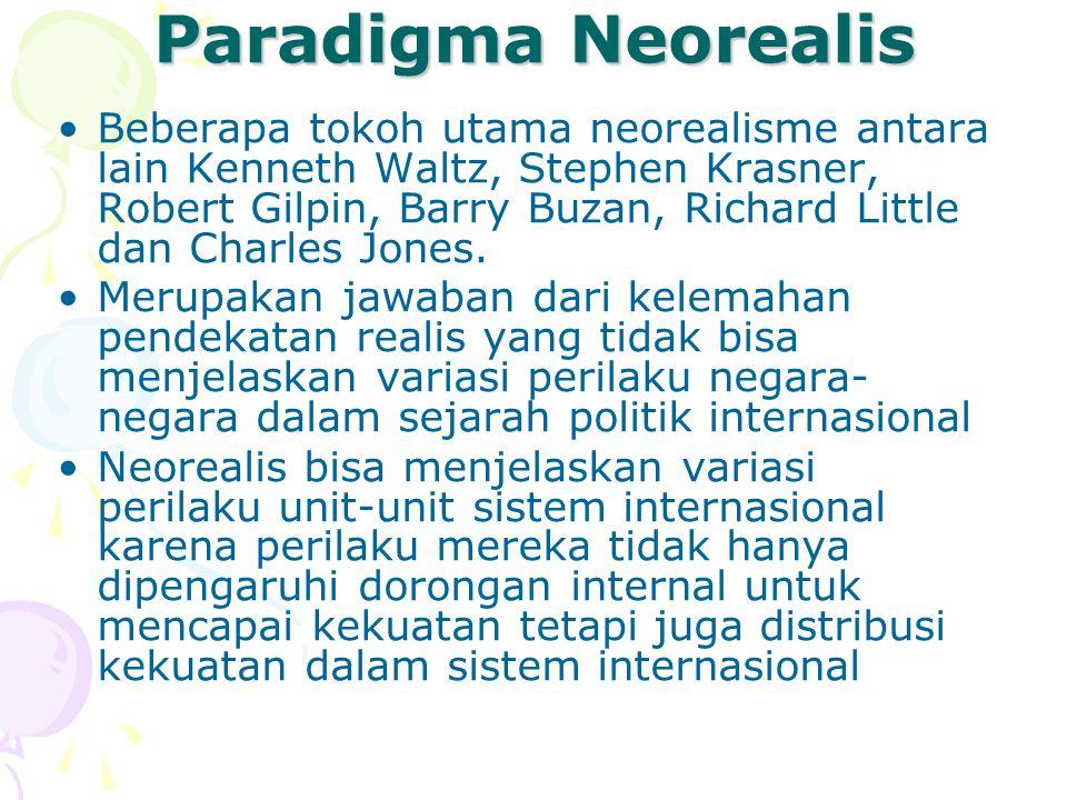 Paradigma Neorealis