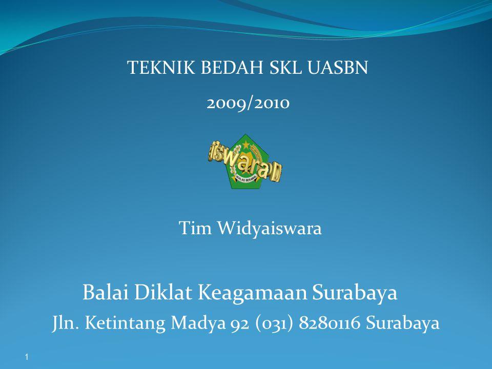 Balai Diklat Keagamaan Surabaya