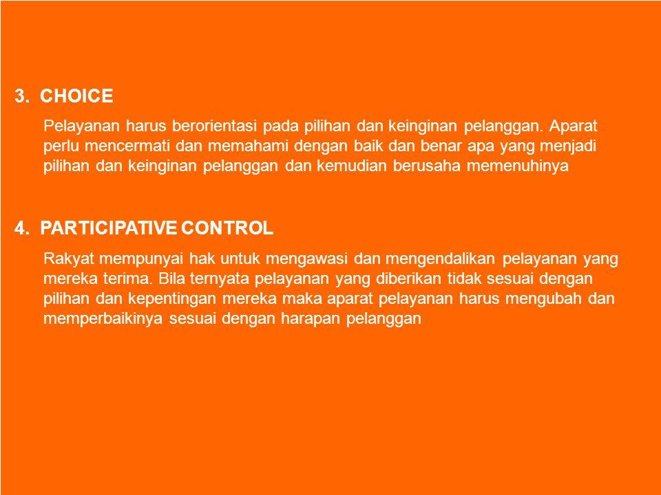 4. PARTICIPATIVE CONTROL