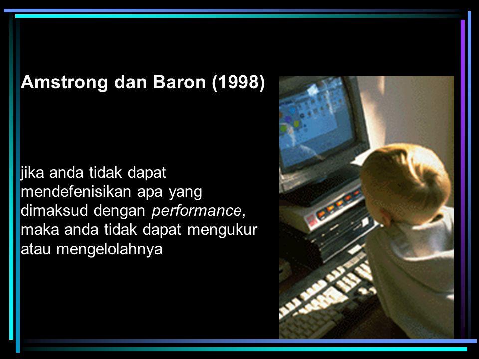 Amstrong dan Baron (1998)