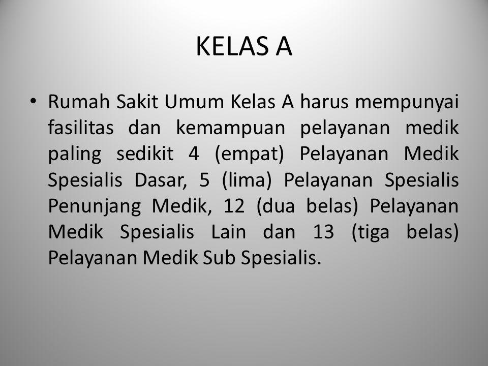 KELAS A