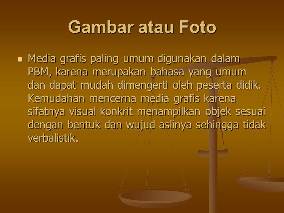 Gambar atau Foto