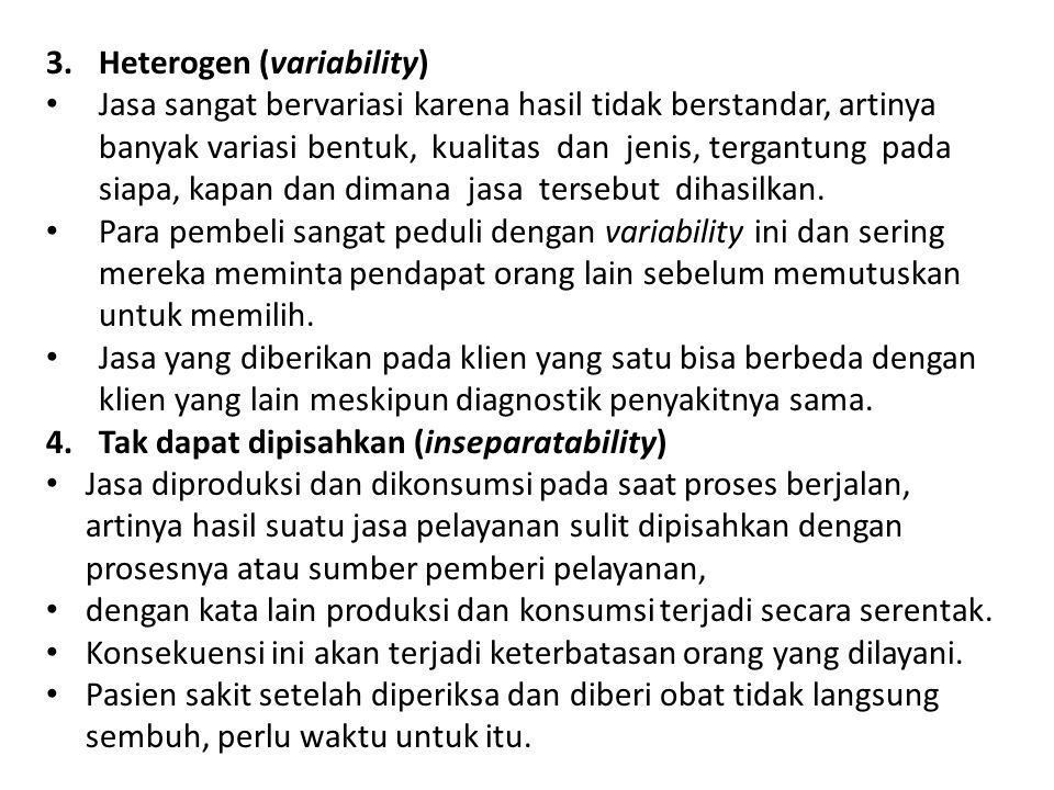 Heterogen (variability)