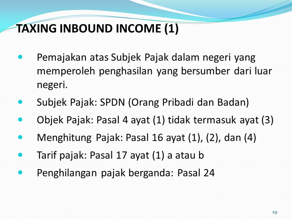 TAXING INBOUND INCOME (1)