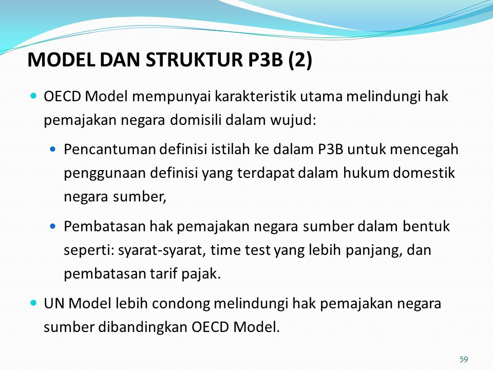 MODEL DAN STRUKTUR P3B (2)
