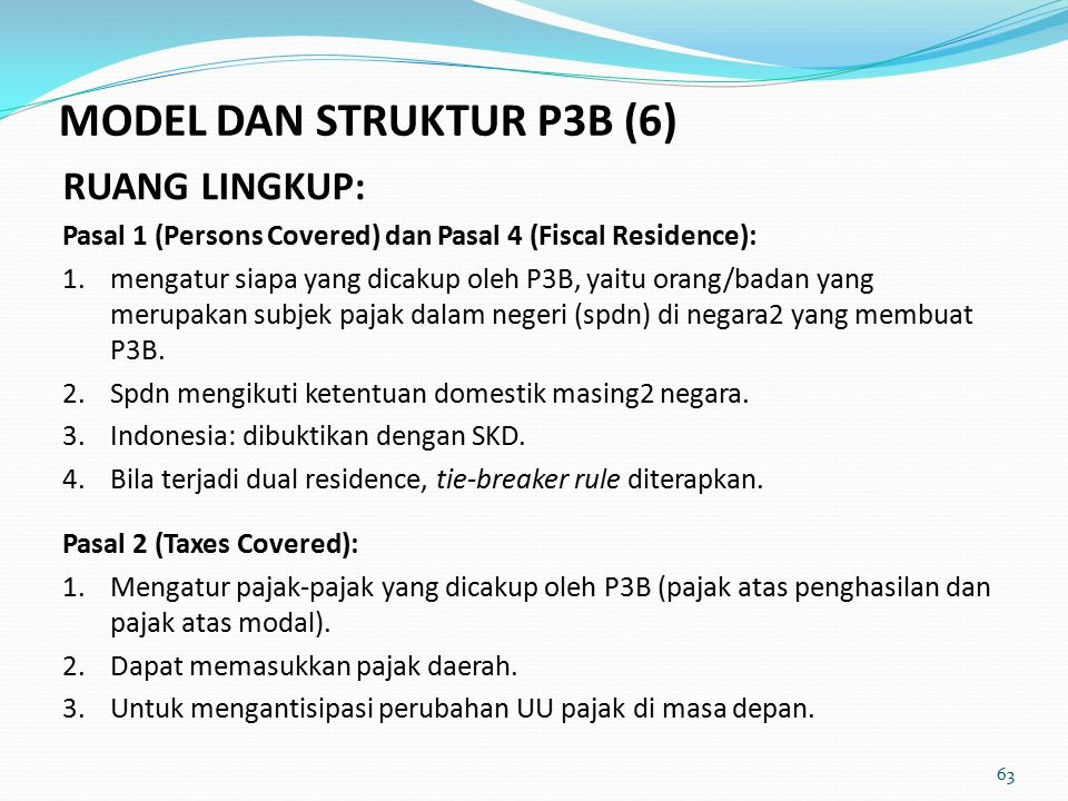 MODEL DAN STRUKTUR P3B (6)