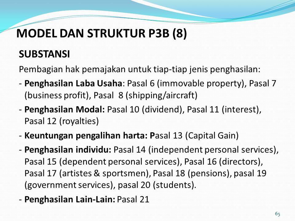 MODEL DAN STRUKTUR P3B (8)