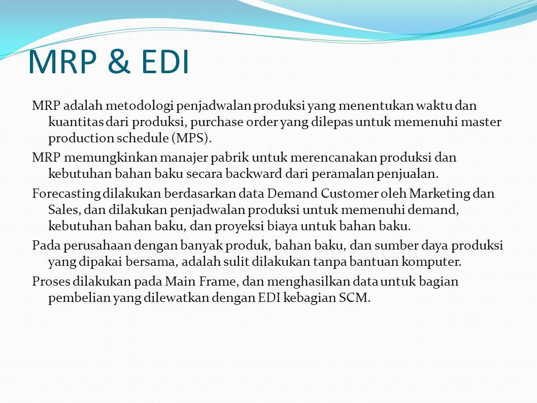 MRP & EDI