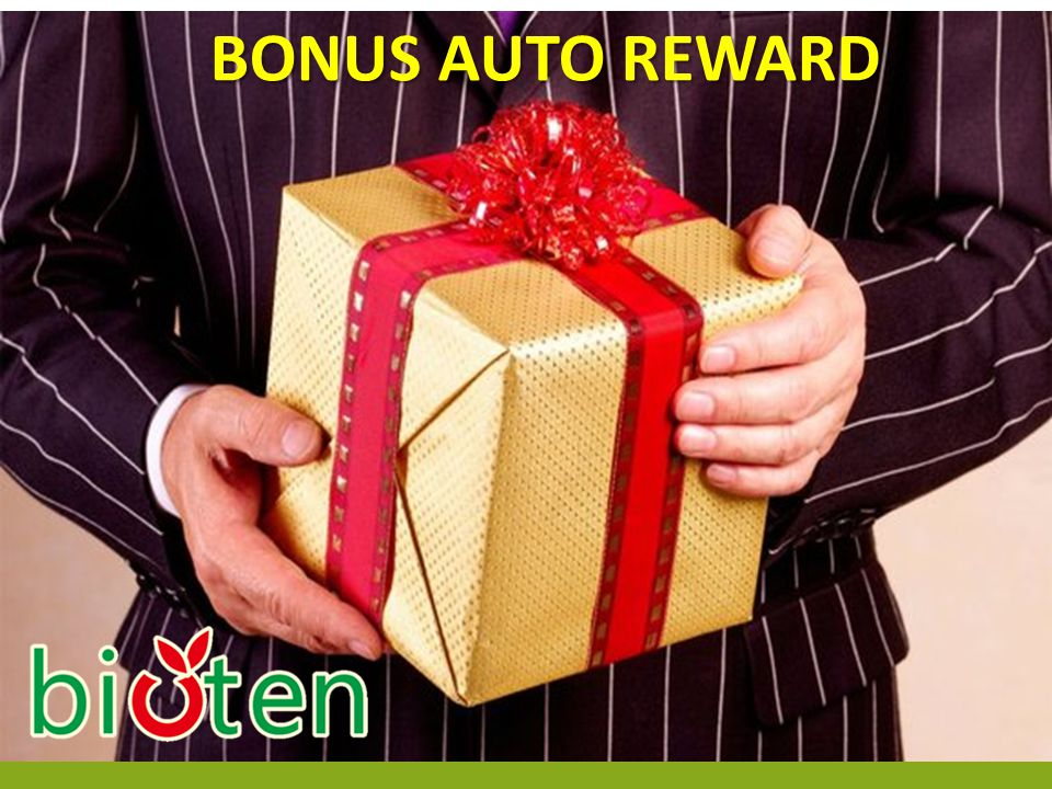Bonus AUTO REWARD