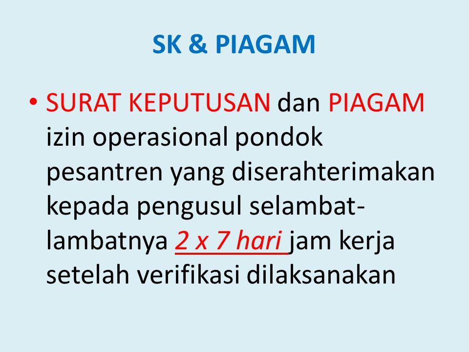 SK & PIAGAM