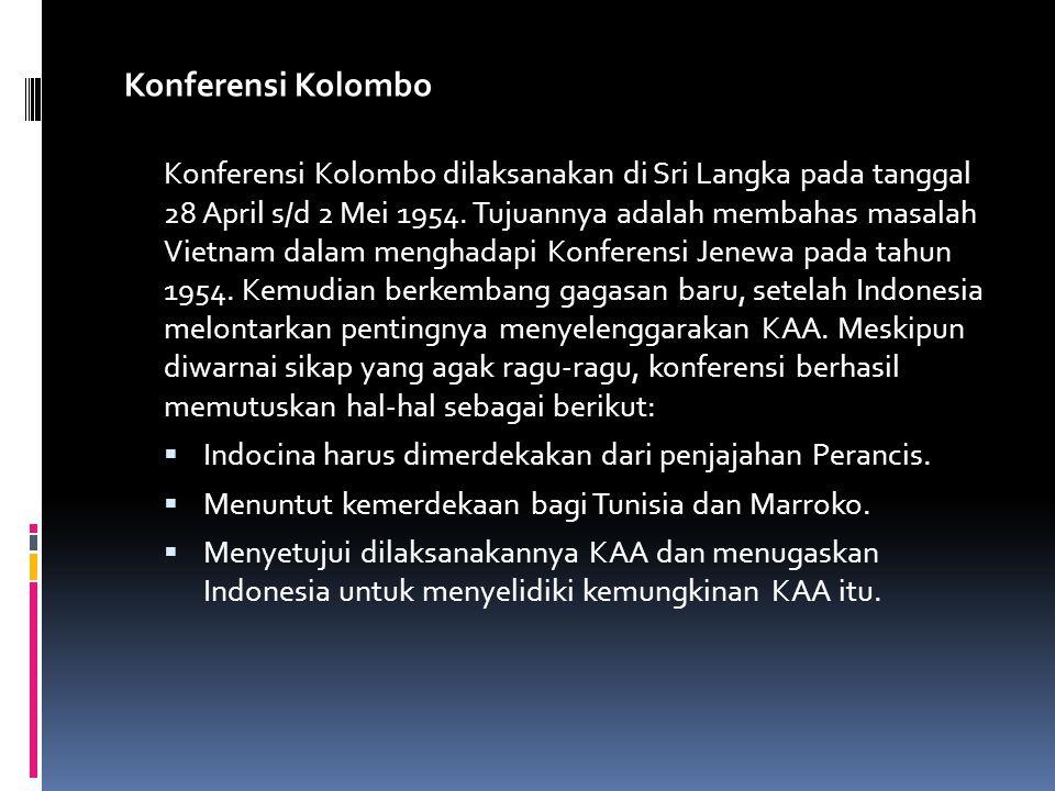 Konferensi Kolombo