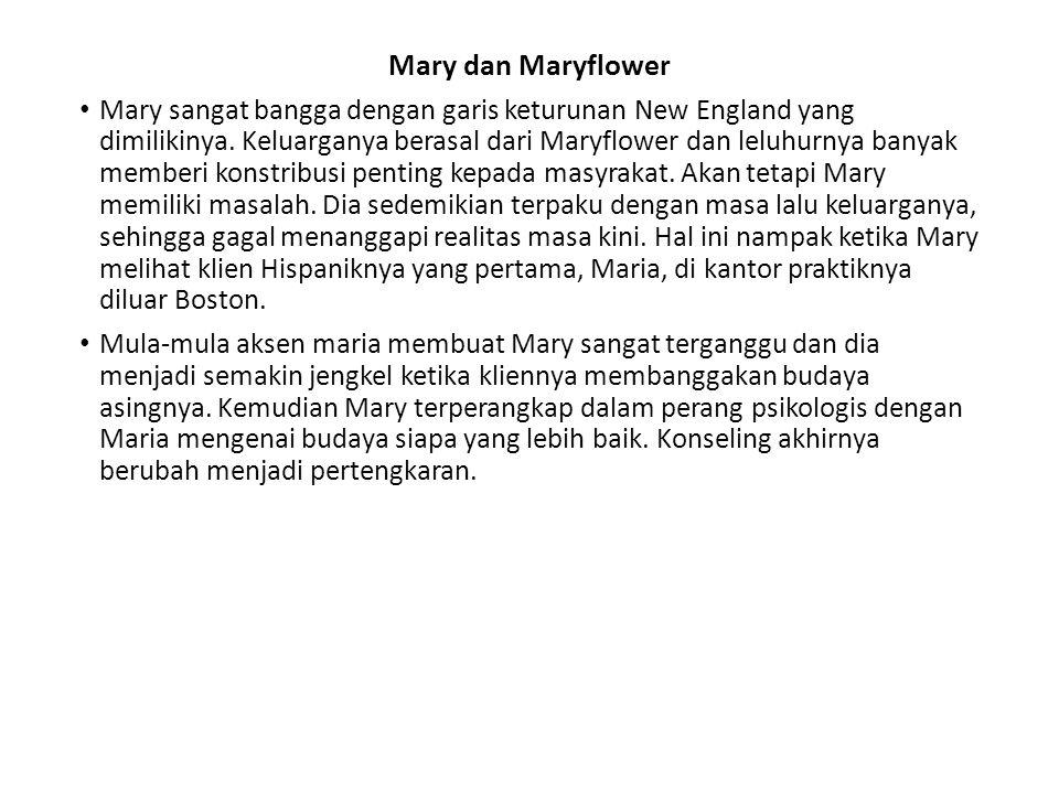 Mary dan Maryflower