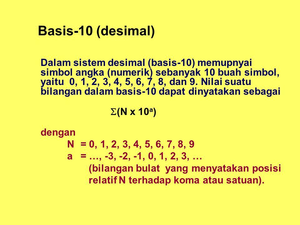 Basis-10 (desimal)