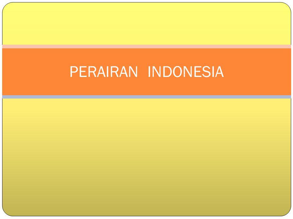 PERAIRAN INDONESIA
