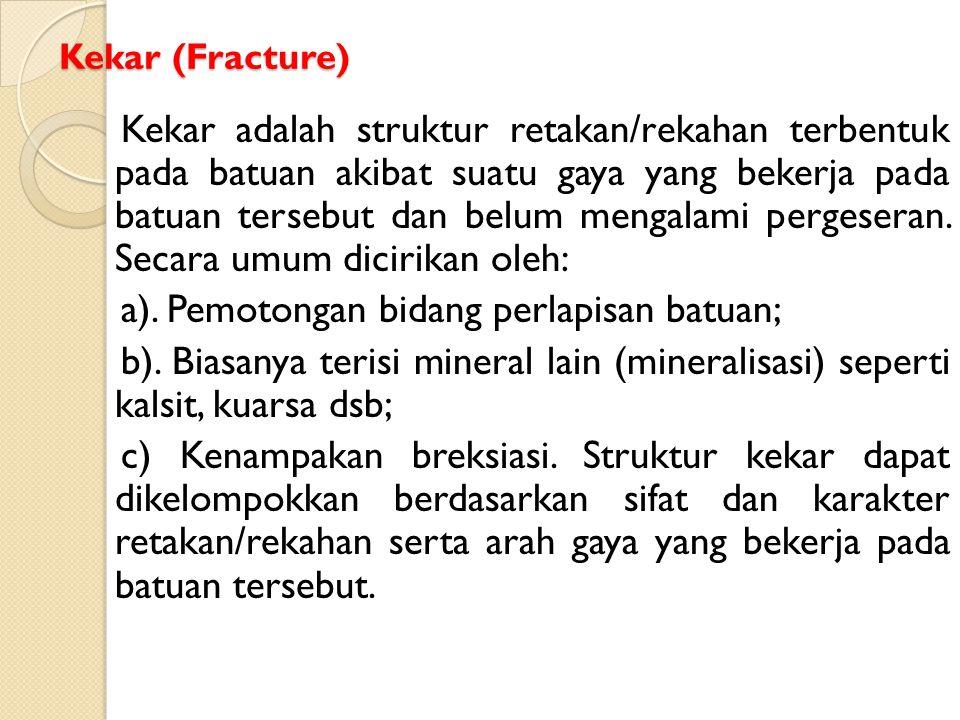 Kekar (Fracture)