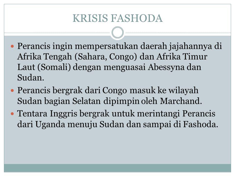 KRISIS FASHODA