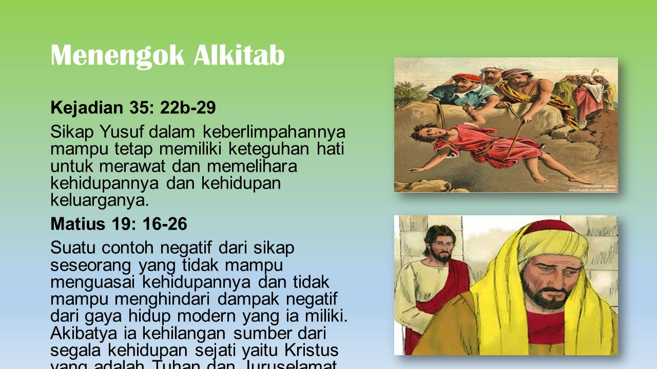 Menengok Alkitab