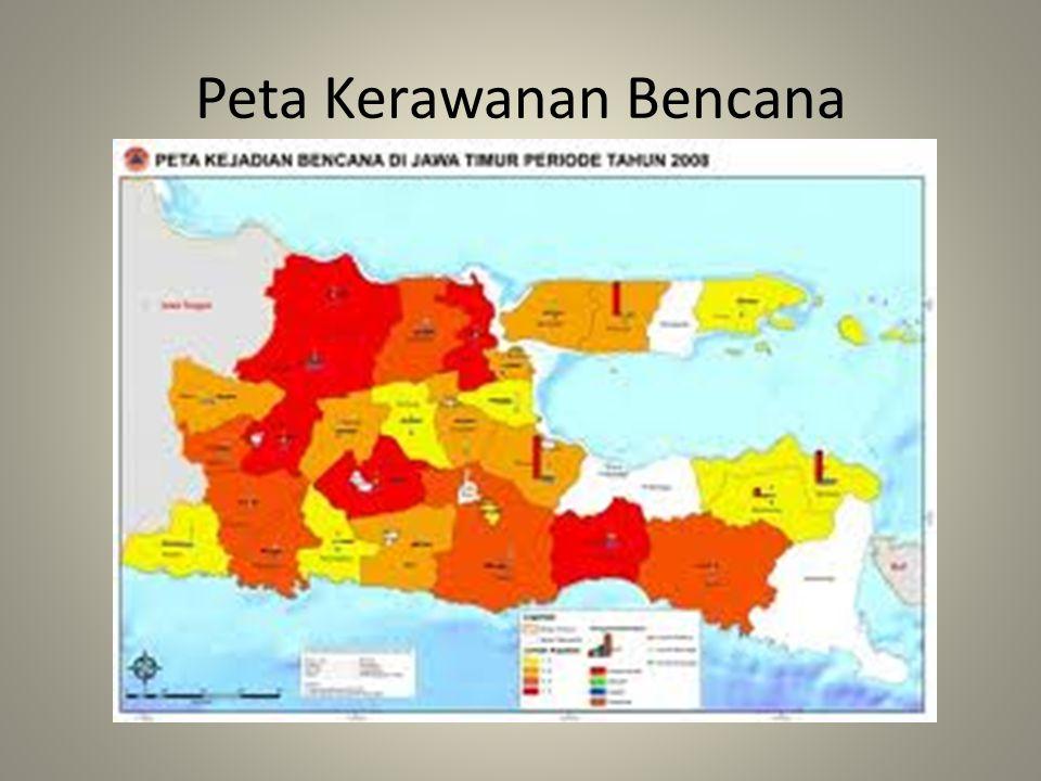 Peta Kerawanan Bencana