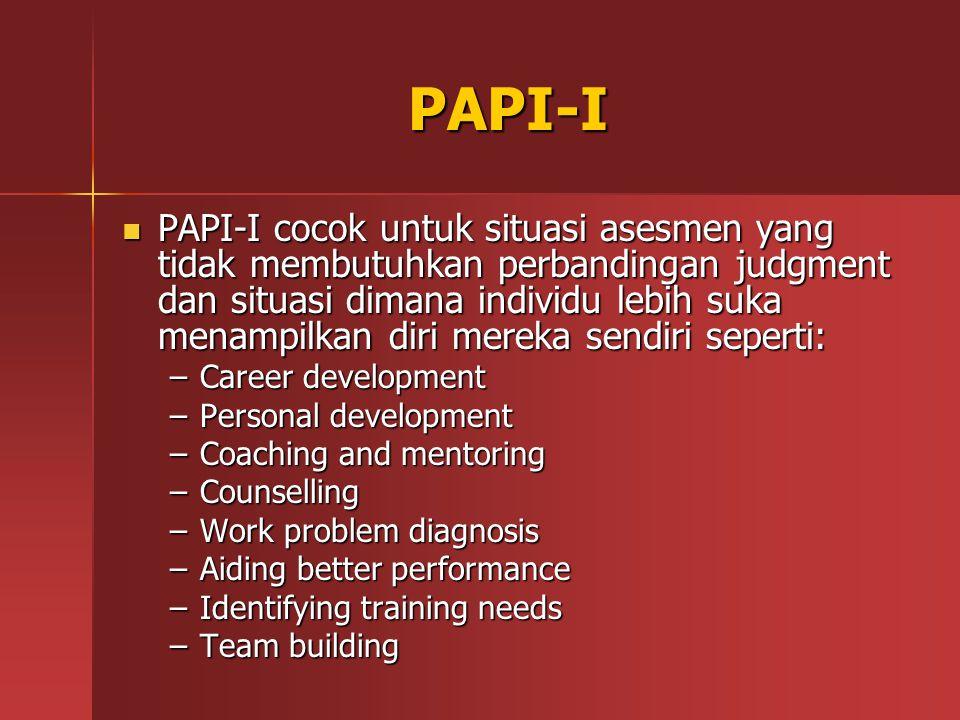 PAPI-I