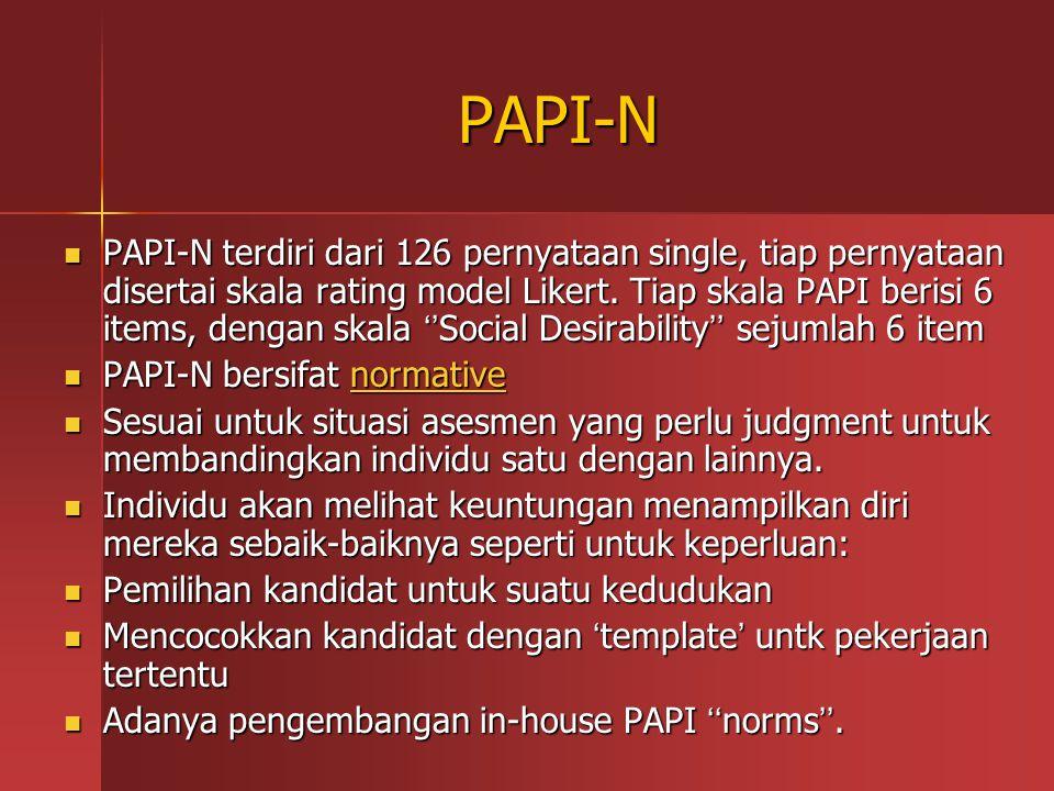 PAPI-N