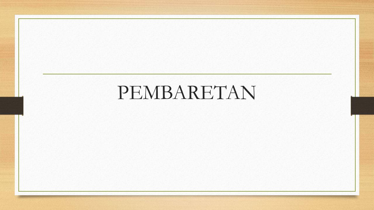 PEMBARETAN