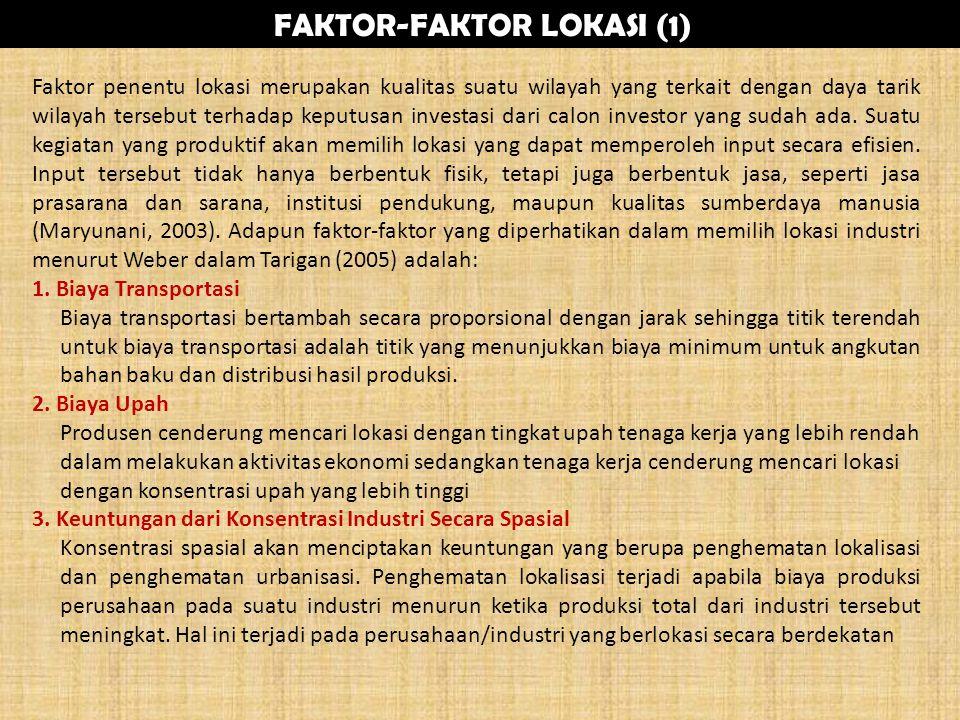FAKTOR-FAKTOR LOKASI (1)
