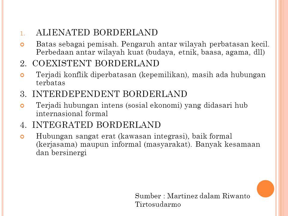 2. COEXISTENT BORDERLAND
