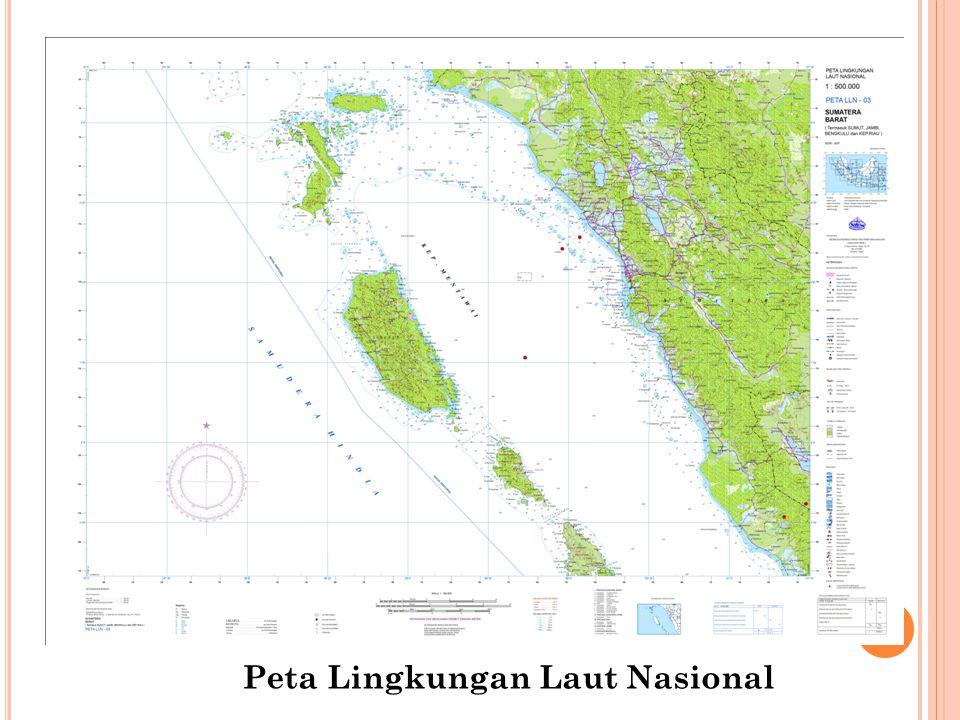 Peta Lingkungan Laut Nasional