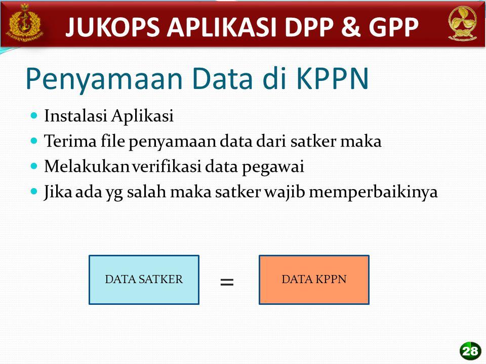 Jukops aplikasi dpp & gpp