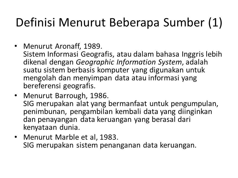 Definisi Menurut Beberapa Sumber (1)