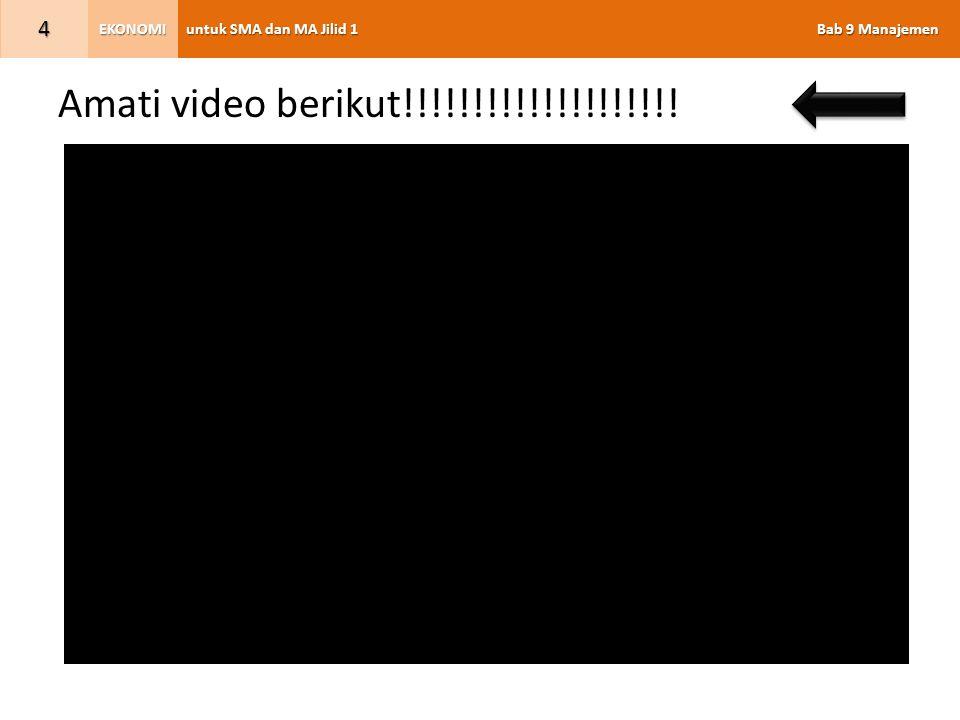 Amati video berikut!!!!!!!!!!!!!!!!!!!!