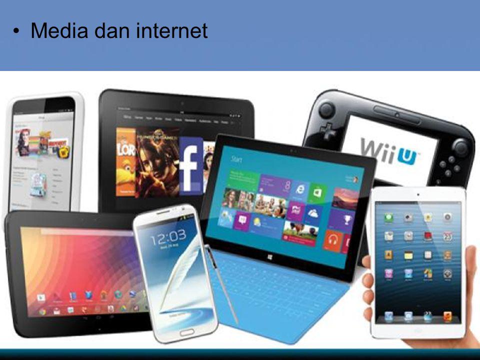 Media dan internet