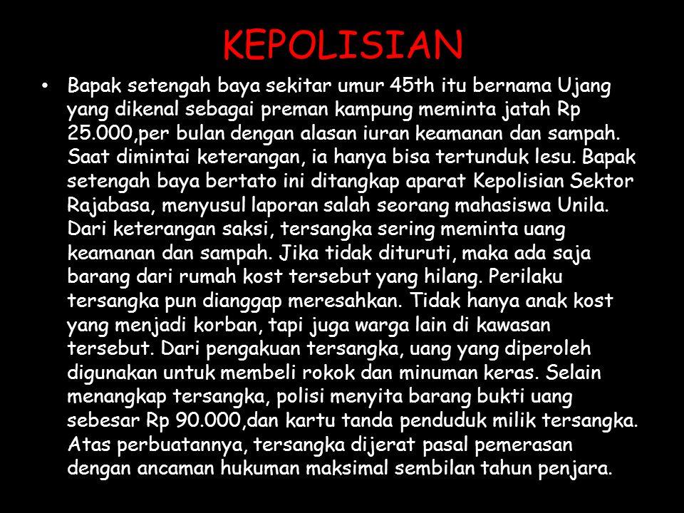 KEPOLISIAN