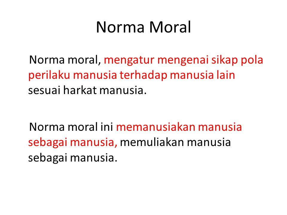 Norma Moral