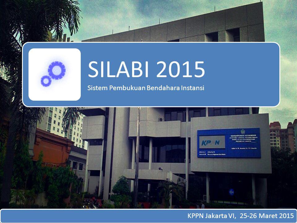 SILABI 2015 Sistem Pembukuan Bendahara Instansi