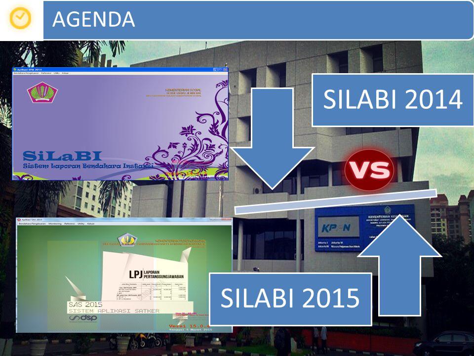 AGENDA SILABI 2014 SILABI 2015