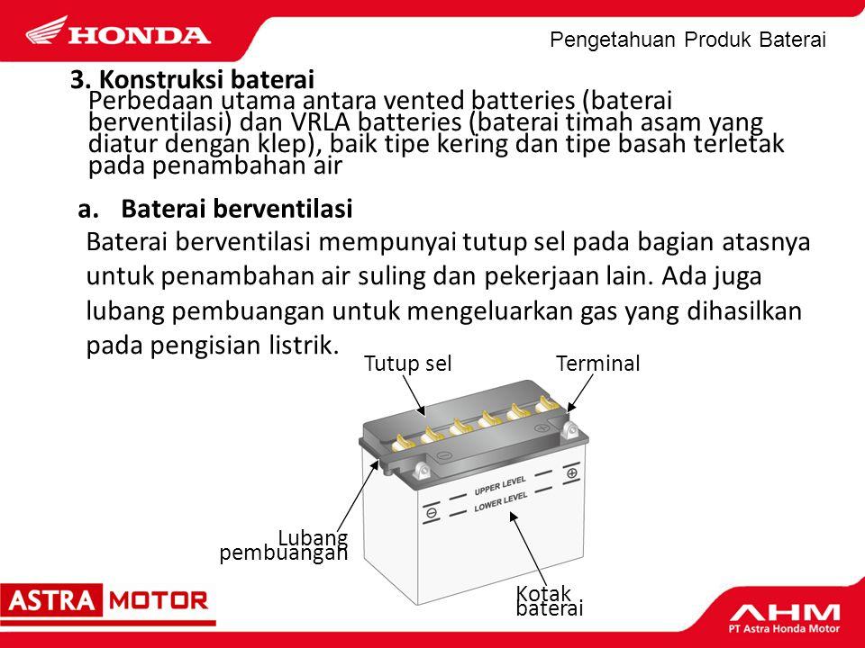 Pengetahuan Produk Baterai