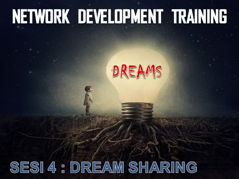 NETWORK DEVELOPMENT TRAINING