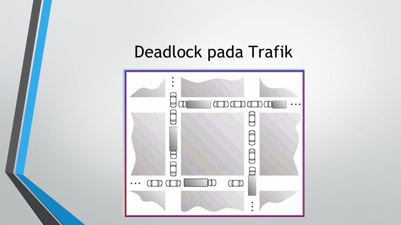 Deadlock pada Trafik