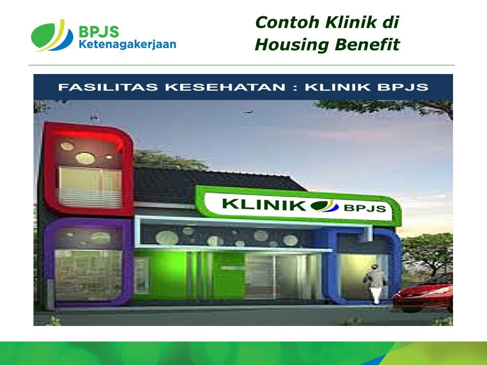 Contoh Klinik di Housing Benefit