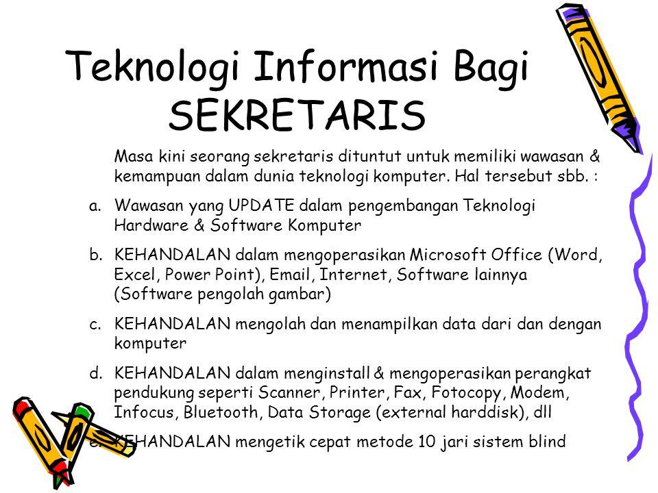 Teknologi Informasi Bagi