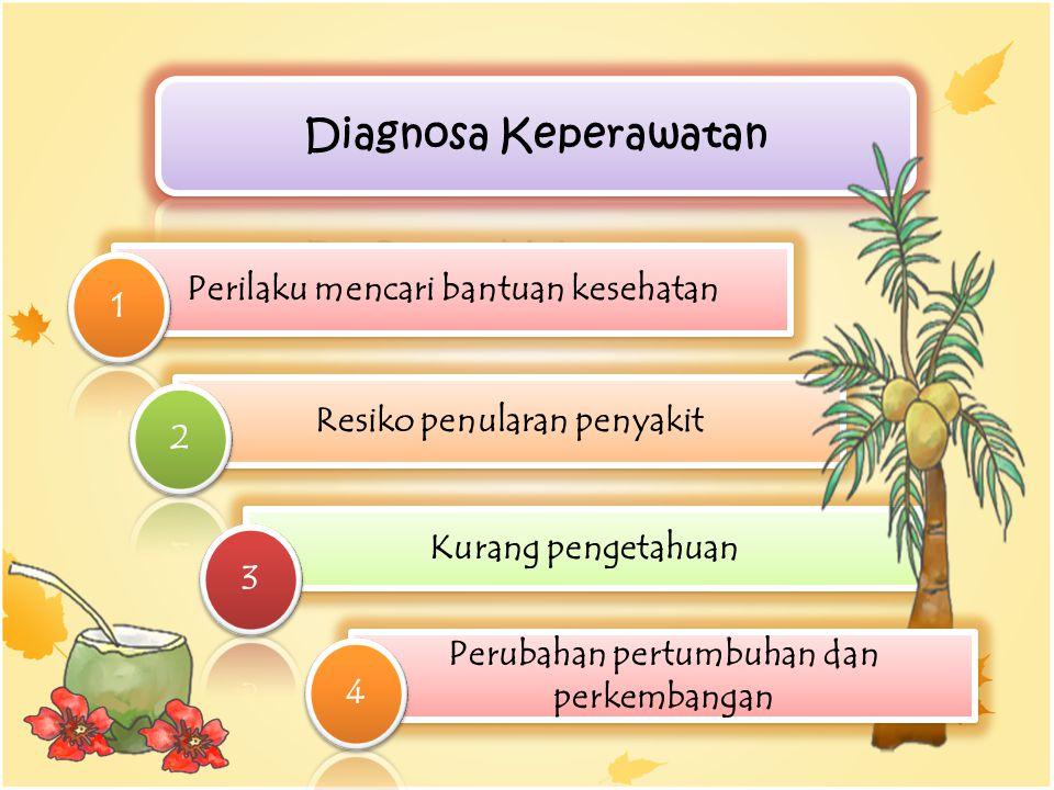 Diagnosa Keperawatan Perilaku mencari bantuan kesehatan 1