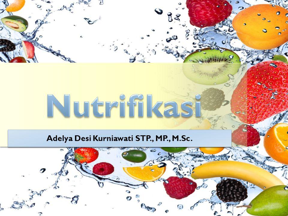 Adelya Desi Kurniawati STP., MP., M.Sc.
