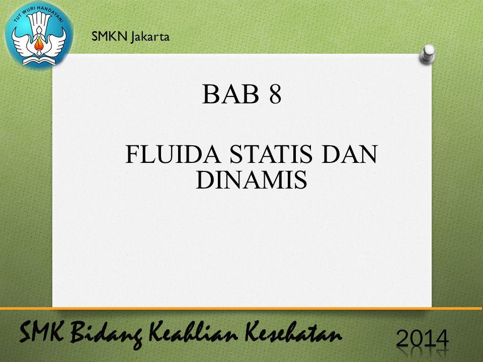 FLUIDA STATIS DAN DINAMIS