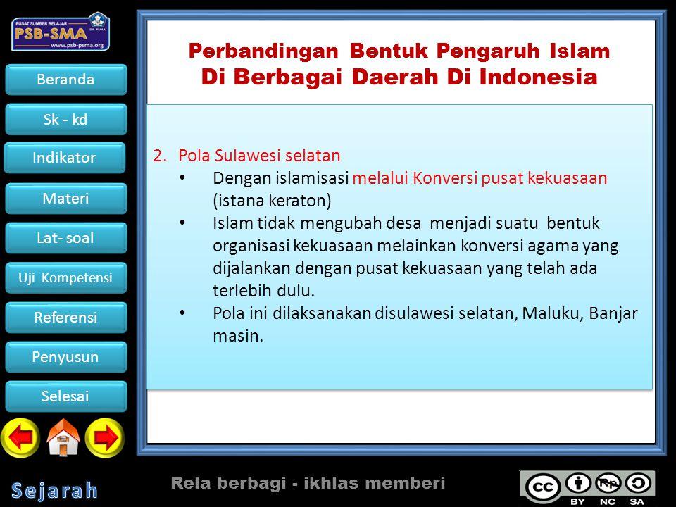 Di Berbagai Daerah Di Indonesia