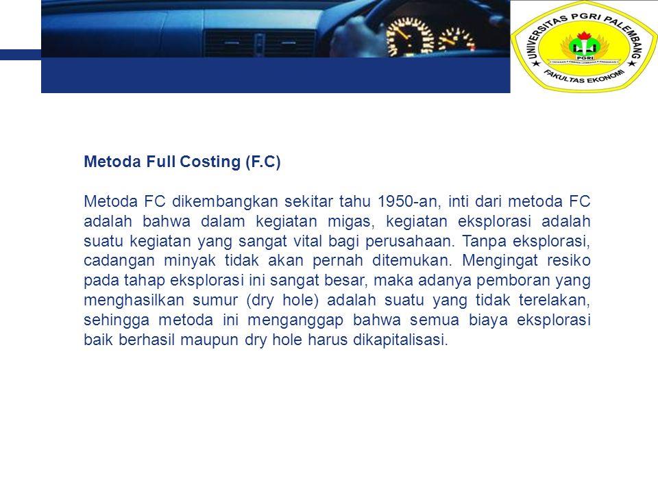 Metoda Full Costing (F.C)