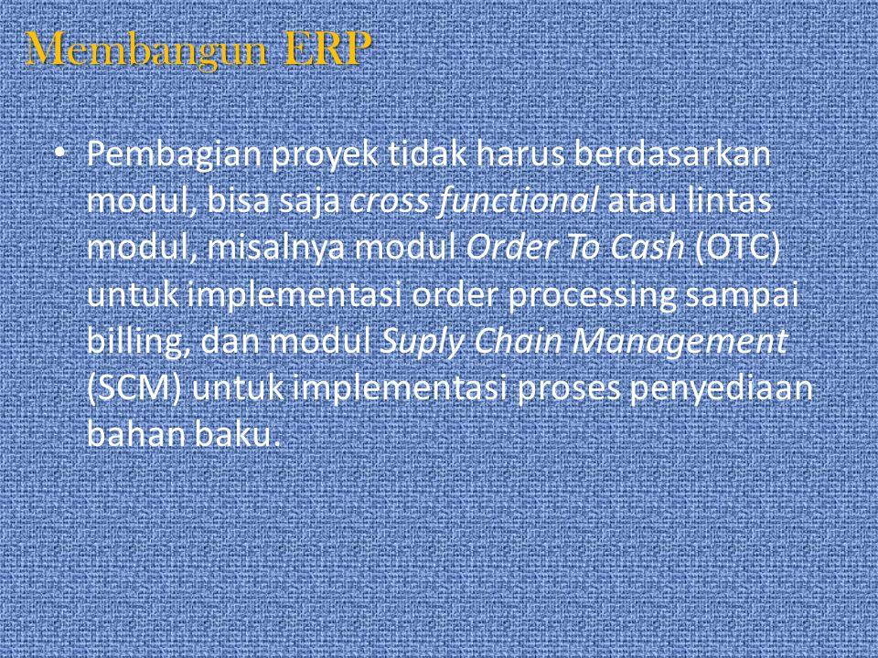 Membangun ERP