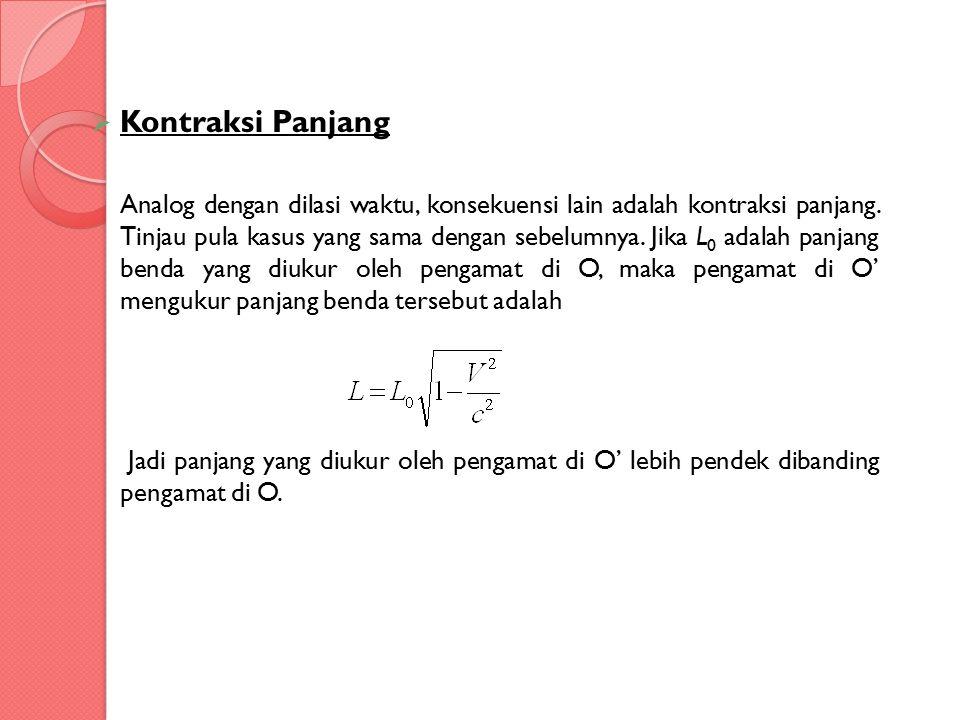 Kontraksi Panjang