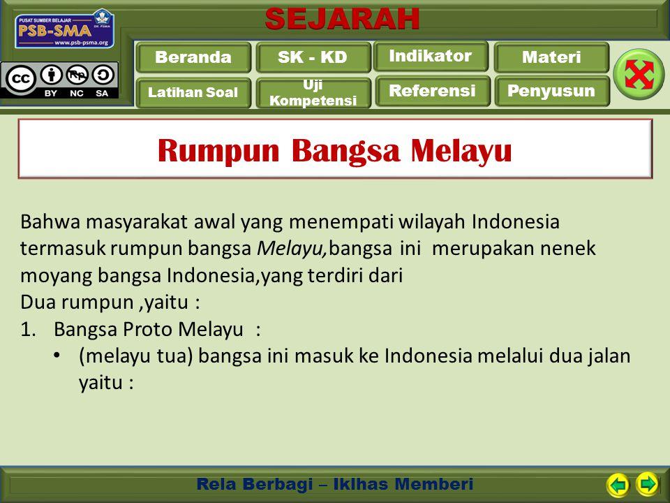 Rumpun Bangsa Melayu