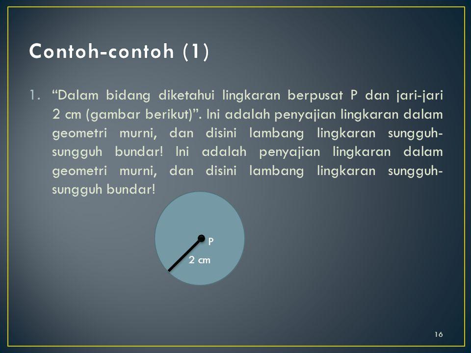 Contoh-contoh (1)